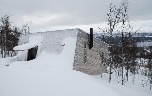 Cabin in Målselv